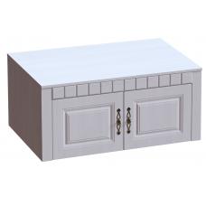 Антресоль двух дверная Прованс (480x1070x590)