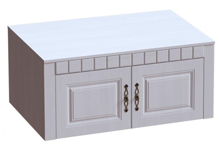 Антресоль двух дверная Прованс (480x1070x590) в Калуге