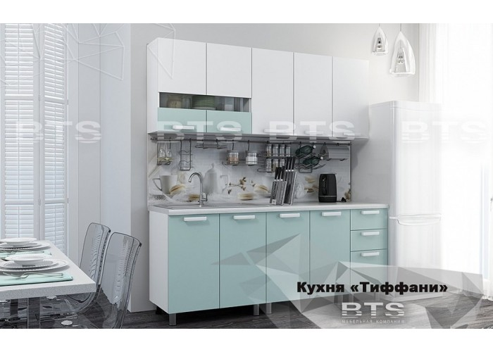 Кухня Тиффани в Калуге