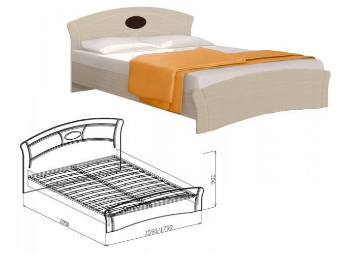 Марта Кровать №1 (900x1590x2050) в Калуге