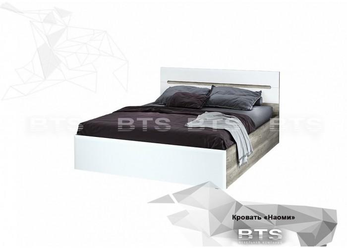 Наоми Кровать КР-11 (895x1636x2060) в Калуге