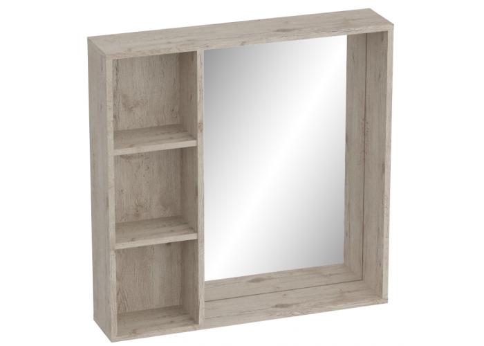 Полка с зеркалом 800 Фан (800x800х166) в Калуге