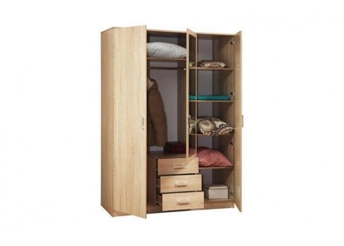 Шкаф для одежды 06.291 Фриз с зеркалом (1500) в Калуге