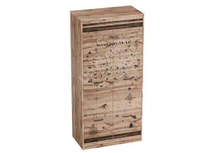 Шкаф для одежды Фрегат (1975x950x525) в Калуге