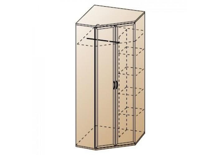 Шкаф для одежды и белья ШК-1015 (2224x856x856) в Калуге