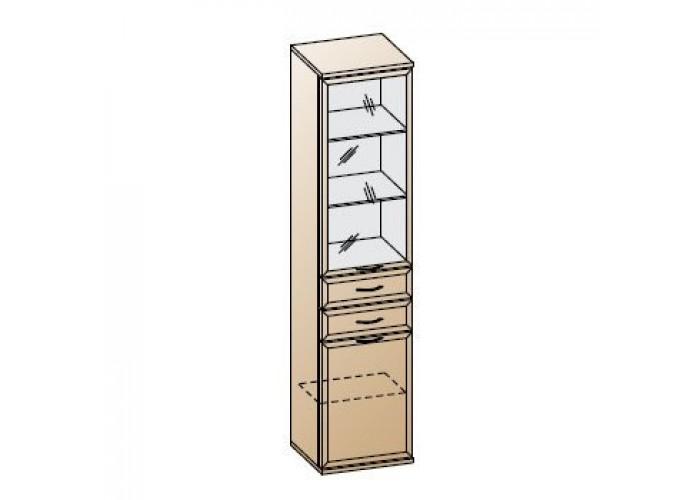 Шкаф многоцелевой ШК-1046 (2224x540x352) в Калуге