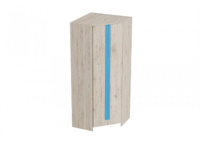 Шкаф угловой Скаут Индиго (1990x820x820) в Калуге