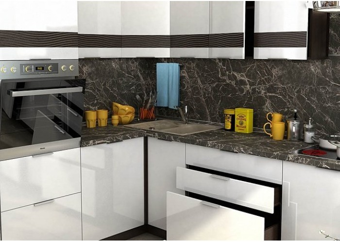 Кухня Terra Gloss