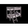 Двухъярусная кровать Соня с наклонной лестницей Вариант 10 в Калуге