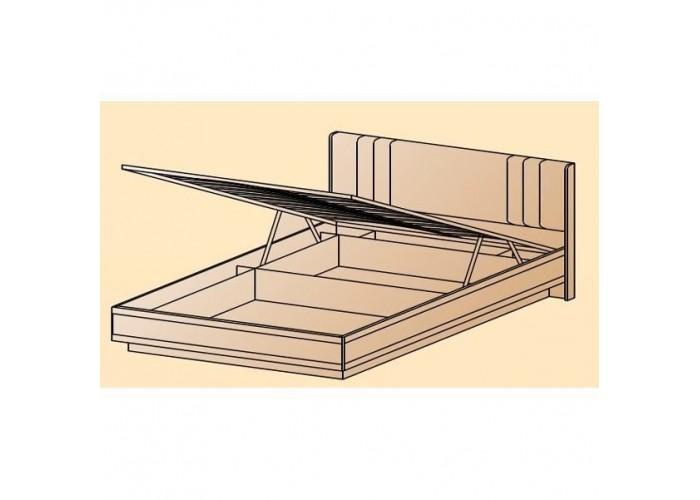Кровать КР-1013 1,6х2,0 (965(370)х1705х2065) в Калуге