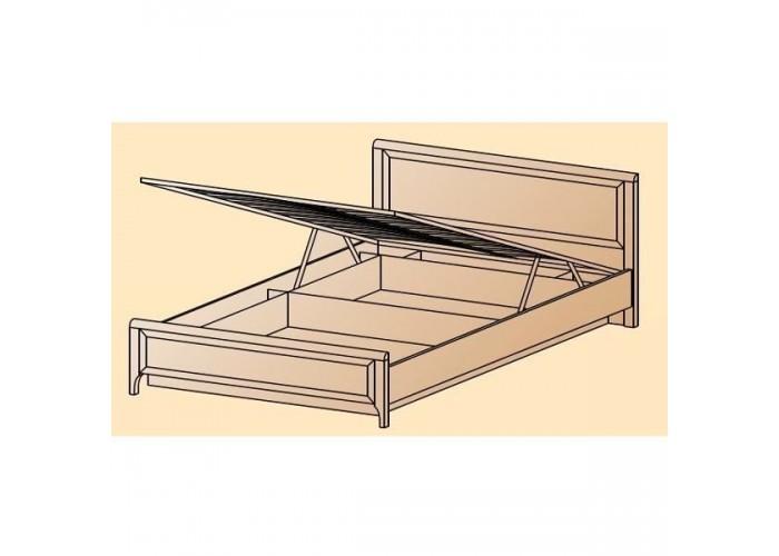 Кровать КР-1021 1,2х2,0 (1110(370)х1270х2080) в Калуге