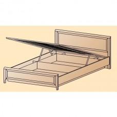 Кровать КР-1024 1,8х2,0 (1110(370)х1870х2080)