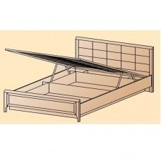 Кровать КР-1033 1,6х2,0 (1110(370)х1670х2080)
