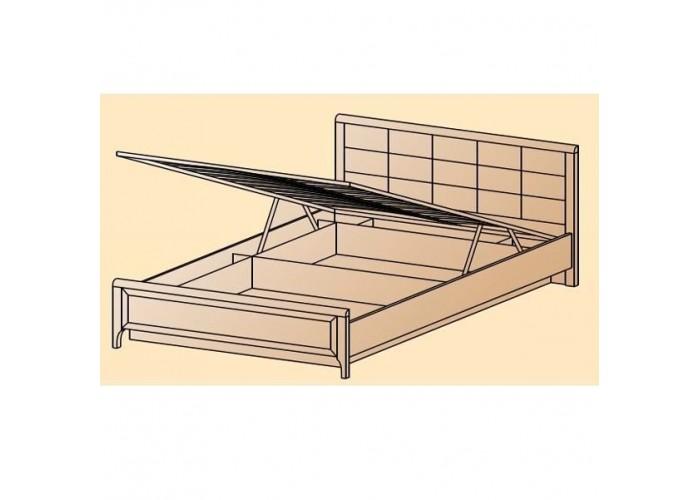 Кровать КР-1033 1,6х2,0 (1110(370)х1670х2080) в Калуге