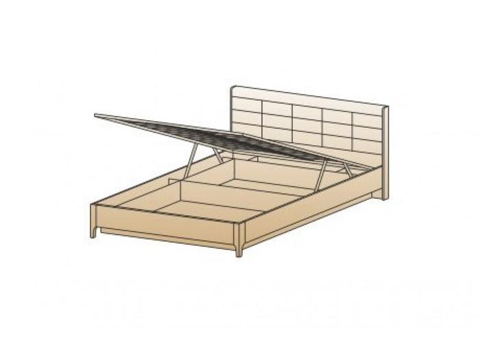 Кровать КР-1072 1,4х2,0 (1150(370)х1505х2080) в Калуге
