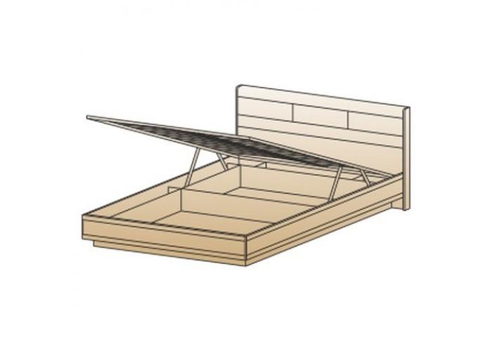 Кровать КР-1804 1,8х2,0 (1150(370)х1905х2080) в Калуге