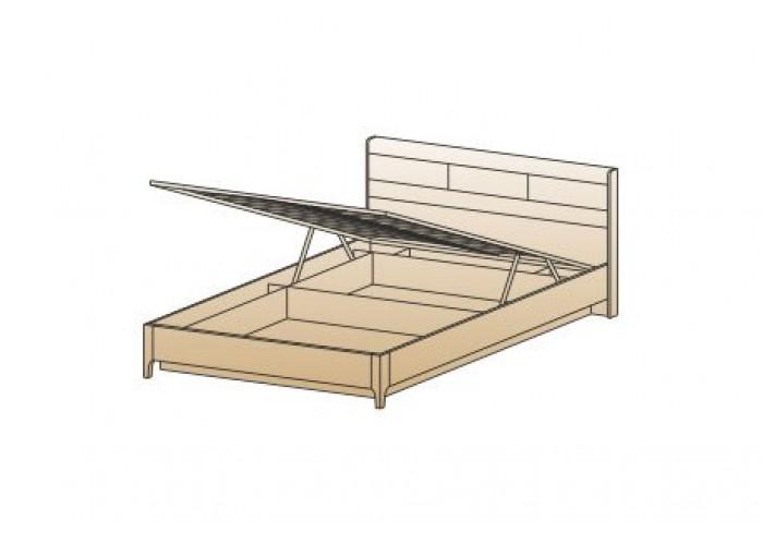 Кровать КР-1862 1,4х2,0 (1150(370)х1505х2080) в Калуге