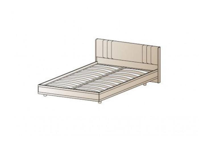 Кровать КР-2011 1,2х2,0 (965(370)х1305х2065) в Калуге