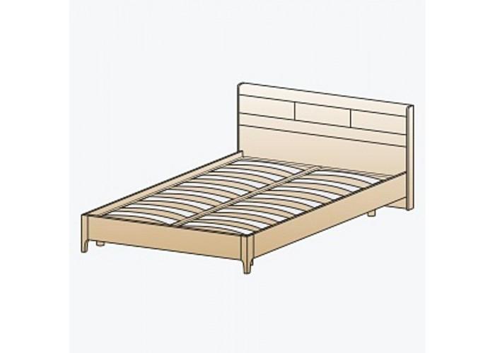 Кровать КР-2863 1,6х2,0 (1150(370)х1705х2080) в Калуге