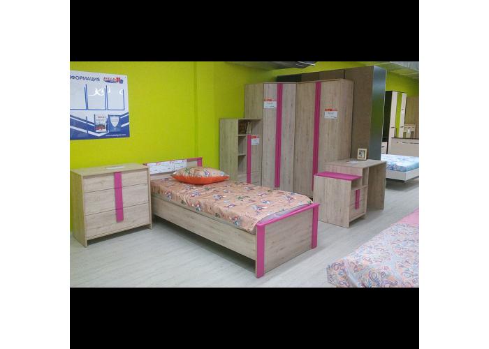 Кровать Скаут (795x960x2090)