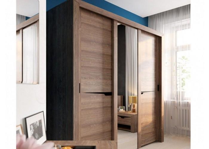 Шкаф 3 дв. Соренто с раздвижными дверями в Калуге