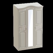 Шкаф 3х дверный Николь (2270x1320x560)