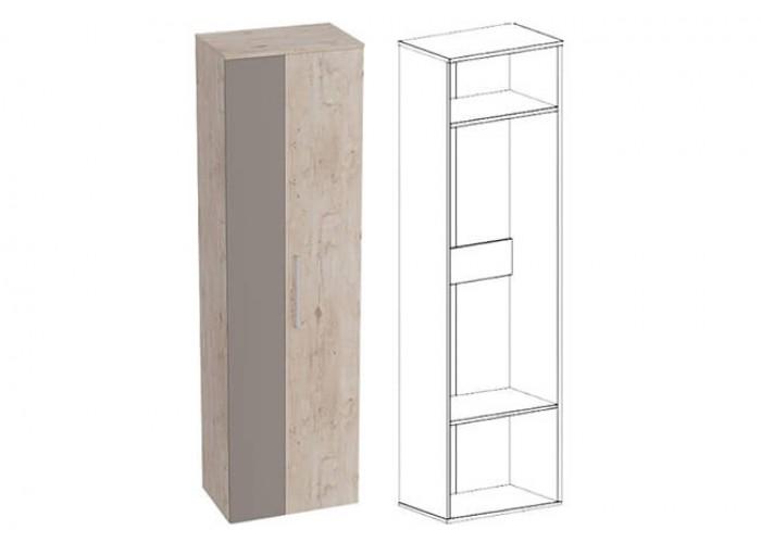 Шкаф для одежды Фан (2100x600x400) в Калуге