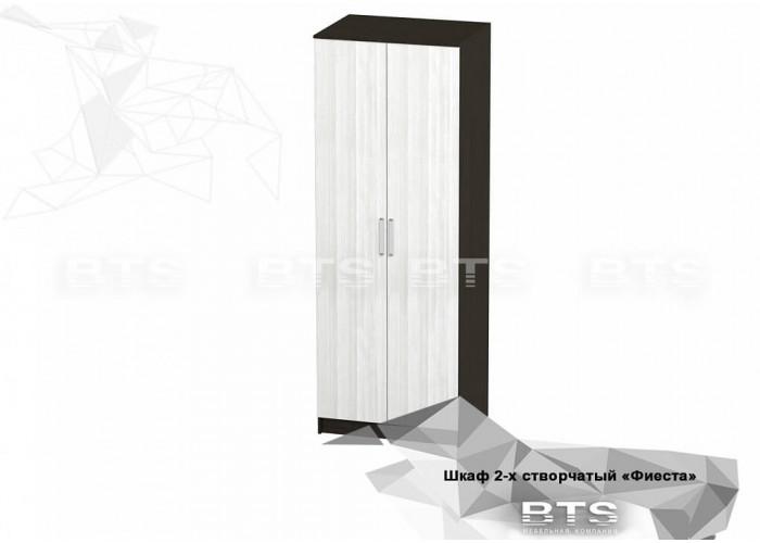 Шкаф ФИЕСТА2-Х СТВОРЧАТЫЙ (2216x802x610) в Калуге