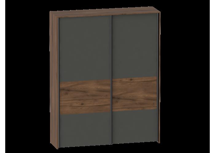 Шкаф с раздвижными дверями Глазго (2300x1800x605) в Калуге