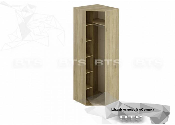 Шкаф СЕНДИ ШК-01 (2176x751x751) в Калуге