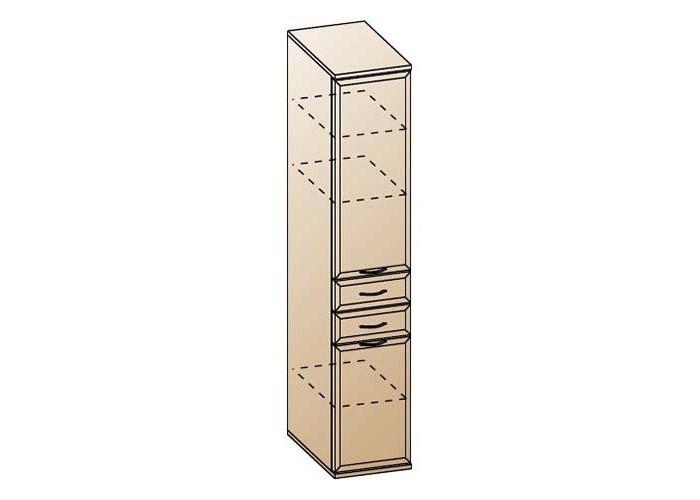 Шкаф ШК-1023 (2224х450х576) в Калуге