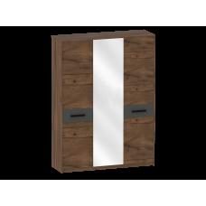 Шкаф трёхдверный Глазго (2265x1650x535)
