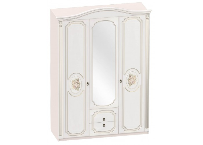 Шкаф трёхдверный Верона (2300x1520x580) в Калуге