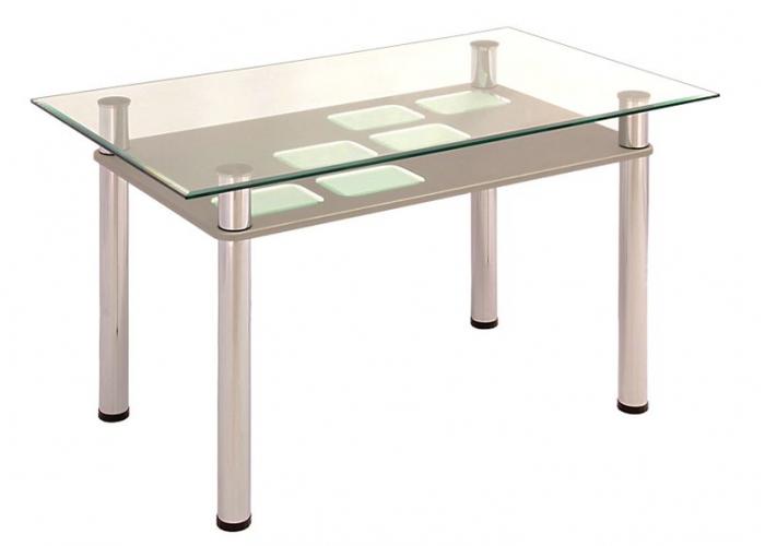Стол обеденный 3.0 стальной гобилен зеркало в Калуге