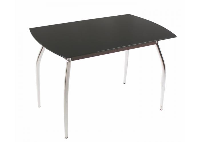 Стол обеденный 5.1 чёрный перламутр в Калуге