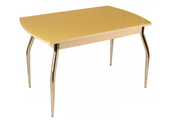 Стол обеденный 5.1 Фуджи ваниль в Калуге