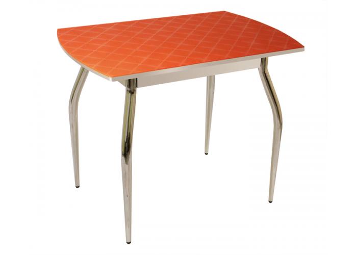 Стол обеденный 5.1 Mini фуджи оранжевый в Калуге
