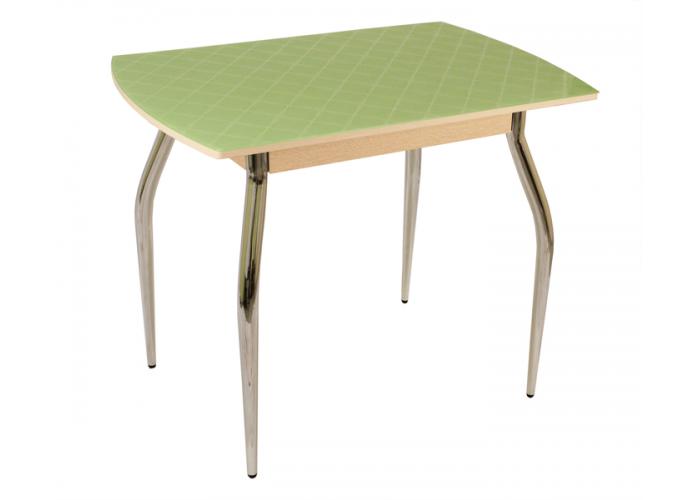 Стол обеденный 5.1 Mini фуджи салатовый в Калуге