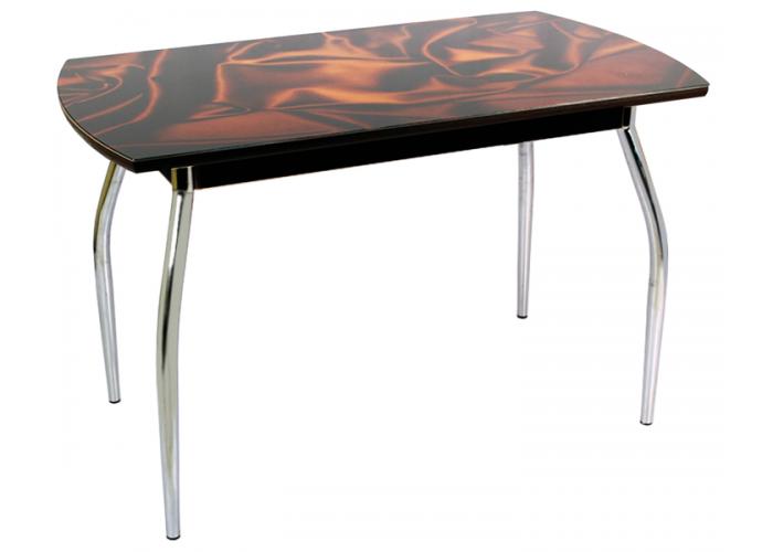Стол обеденный 5.1 Mini коричневый шелк в Калуге