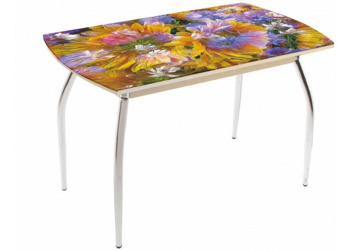 Стол обеденный 5.1 Mini Витраж 2 в Калуге