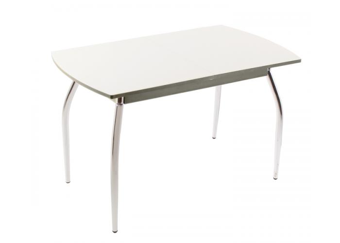 Стол обеденный 5.4 белоснежный в Калуге
