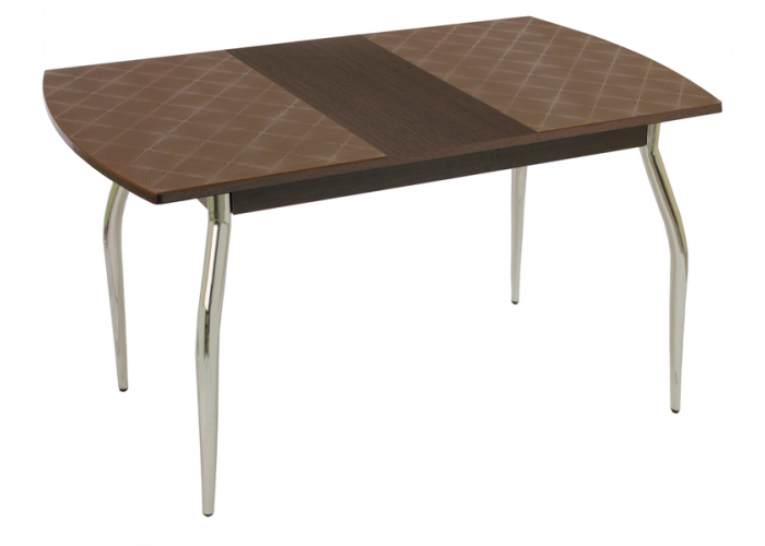 Стол обеденный 5.4 mini фуджи коричневый в Калуге