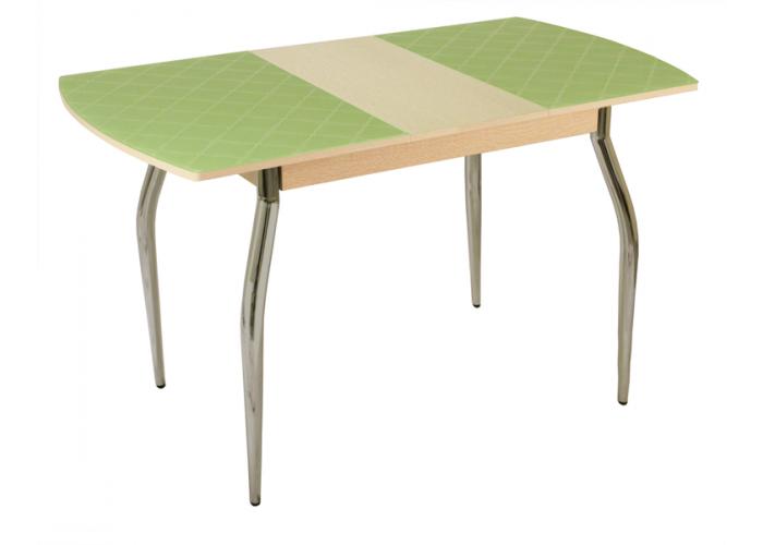 Стол обеденный 5.4 mini фуджи салатовый в Калуге
