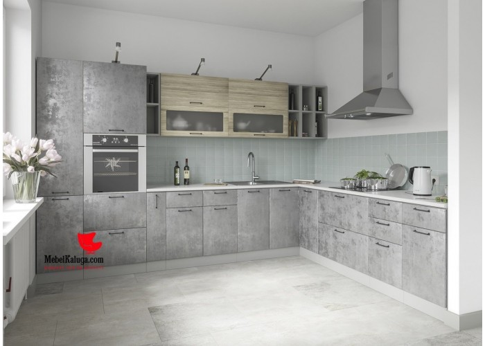 Кухня Лофт в Калуге