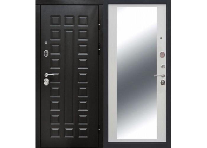Входная дверь 12 см Сенатор зеркало в Калуге