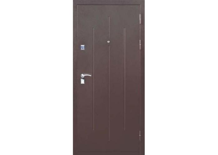 Входная дверь Стройгост 7-2 металл в Калуге