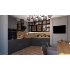 Кухонный гарнитур Бронкс 4,8 Бетон