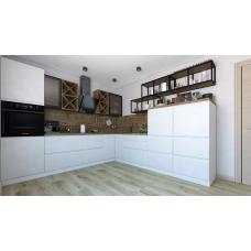 Кухонный гарнитур Бронкс 5,2 Кварц