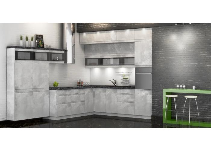Кухонный гарнитур Бронкс 5,4 Доломит в Калуге