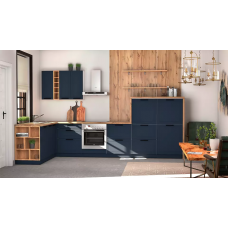 Кухонный гарнитур Монс 4,8 Индиго